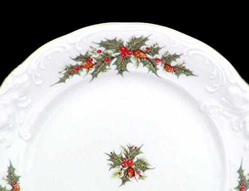Wawel Tea with Grace Christmas Berry Fine China Tea Set for Children by Wawel (Image #3)