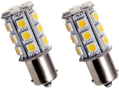 BAU15S24Y - PY21W SMD LED parpadeante bombilla, Intermitentes ...