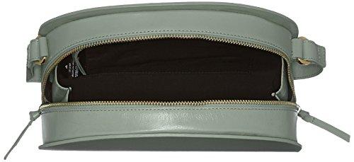 Royal RepubliQ Galax Curve Hand Bag, Borse a spalla Donna Blu (Cambridge Blue)