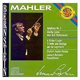 Bernstein Conducts Mahler Symphony #3 / Lieder w Dietrich Fischer-Dieskau (CBS)