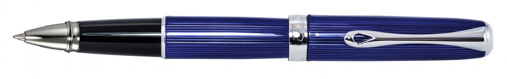 Diplomat Excellence A2 Skyline Blue rollerball by Diplomat (Image #1)