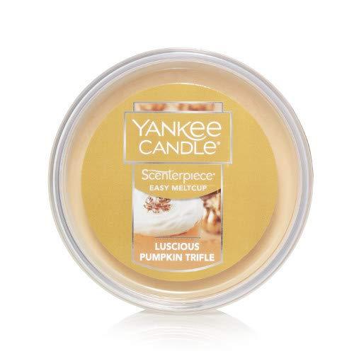 Yankee Candle Luscious Pumpkin Trifle Easy MeltCup 2.2oz ()