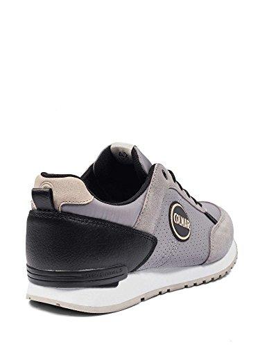 Sneakers Uomo Colmar A-TRAVIS DRILL Nero Autunno/Inverno Nero 43