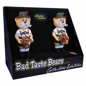 Hans Bad Taste Bear Figurine by Weenicons