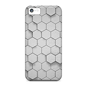 KGpKFXY6914oidqZ Case Cover Hex Iphone 5c Protective Case