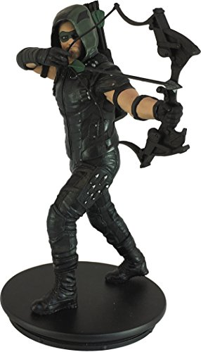 Icon Heroes Arrow Paperweight Statue, Green (Batman Icon)