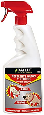 Repelente Gatos y Perros Listo uso 750ml. - Batlle: Amazon.es: Jardín
