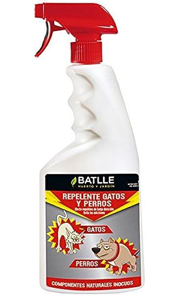 Repelente Gatos y Perros Listo uso 750ml. - Batlle: Amazon.es: Jardín