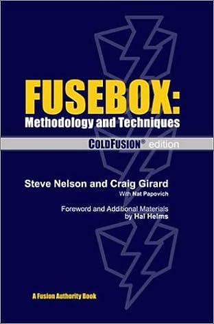 41K4JFJ526L._SX312_BO1204203200_ fusebox methodology & techniques, coldfusion edition craig fusebox coldfusion at crackthecode.co
