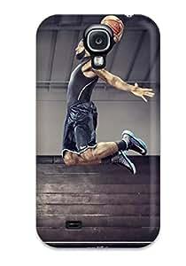 monica i. richardson's Shop Hot nba basketball nike lebron james NBA Sports & Colleges colorful Samsung Galaxy S4 cases