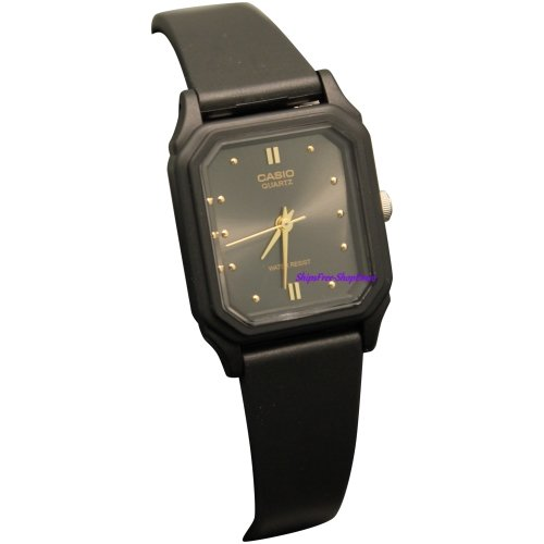 Casio Black Casual Sport Watch - Casio Women's Casual Sports watch #LQ142E1A
