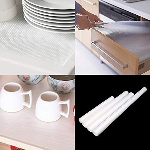 Mat Drawer - Clear Drawer Liner Cupboard Mat Cabinet Table Protector Non Slip Mats - Table Cabinet Drawer Kitchen Slip The Pad Kitchen Drawer Non Cabinet Liner Wallpaper Computer Kitchen