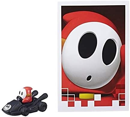 Mario Kart Monopoly Gamer Power Pack - Shy Guy: Amazon.es: Juguetes y juegos