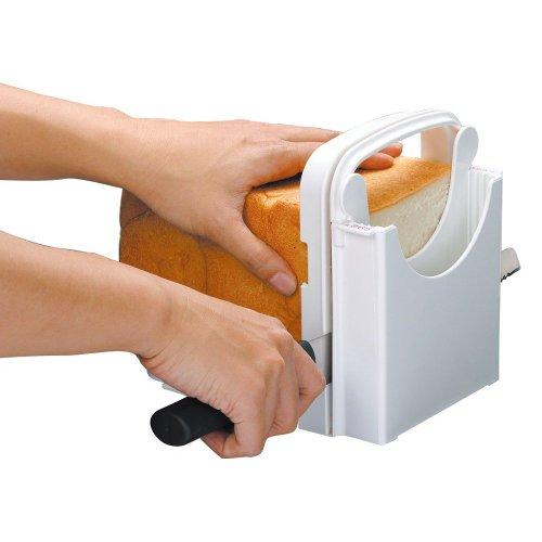 Skater Brand, Japanese Plastic Bread Slicer, Made in Japan