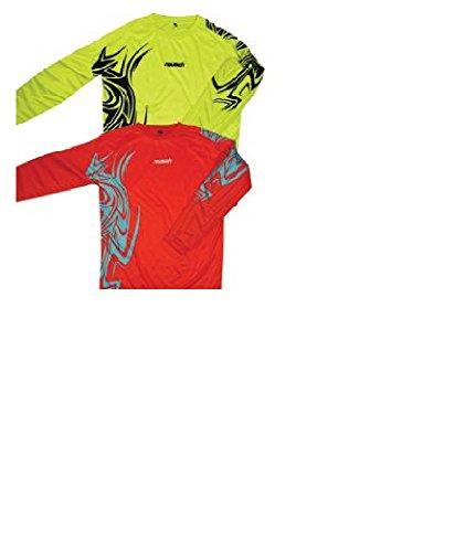 Reusch Bakura Long Sleeve Goalkeeper Jersey (Sleeve Reusch Jersey Long)