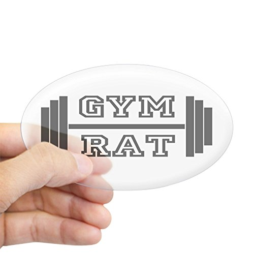 CafePress Oval Sticker Bumper Decal
