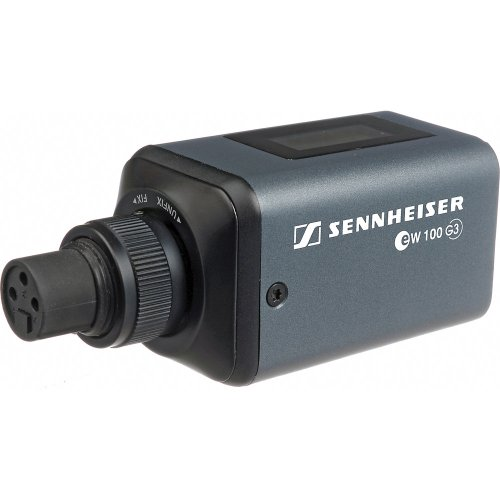 Sennheiser Transmitter (Sennheiser SKP 100 G3 Plug On Transmitter For Use With Evolution G3 100 Series Band A (516 - 558 MHz))