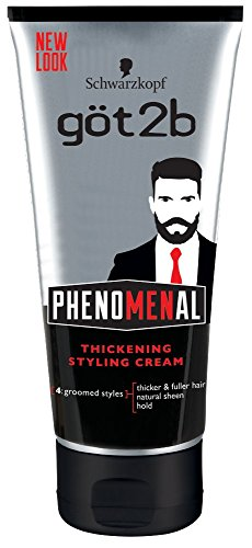 (Got2b Phenomenal Thickening Cream, 6 Ounce)