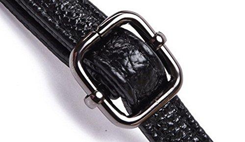 FBUFBD180952 à Zippers bandoulière AllhqFashion Femme Noir Sacs Cuir fourre tout Pu Achats Sacs xzXfP