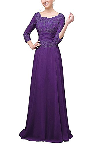 Designer Evening Gown Prom Ball - Exquisite Mother of the Bride Prom Dresses Party Gowns Homecoming Dress US16W