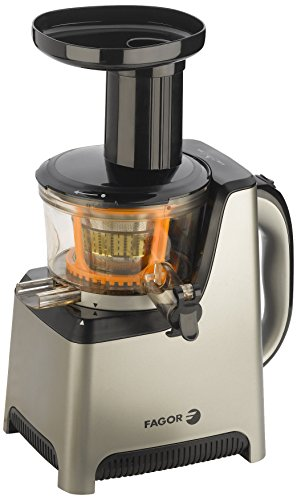 Fagor 670041910 Platino Plus Slow Juicer and Sorbet Maker
