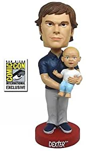Funko - Bobble Head Dexter - Dexter & Harrison - 0814826010699