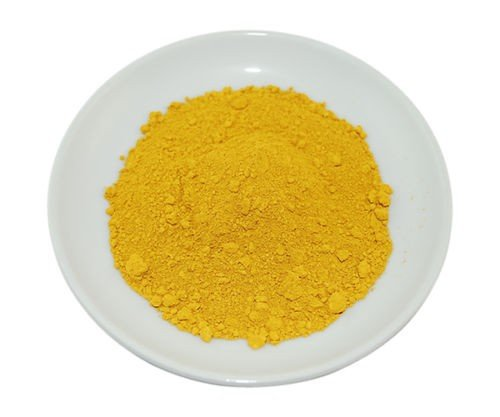 Yellow Oxide Mineral Powder - 25g