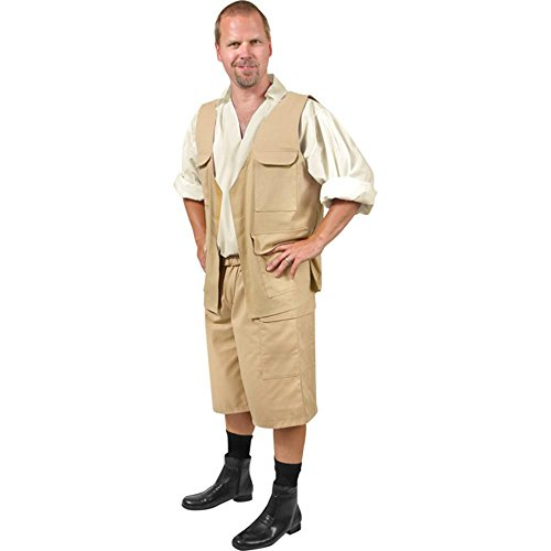 Land of the Lost Rick Marshall Costume, Size Adult Standard