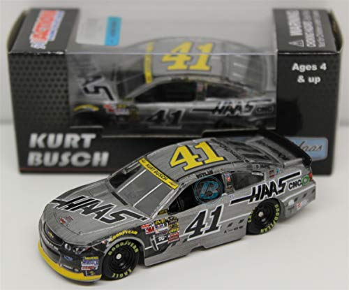 Kurt Busch 2014 Haas Automation 500th Cup Start 1:64 for sale  Delivered anywhere in USA