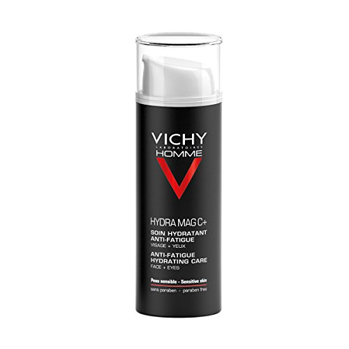 Vichy Homme Hydra Mag C+ Face Moisturizer for Men with Pure Vitamin C, 1.69 Fl. Oz. For Sale