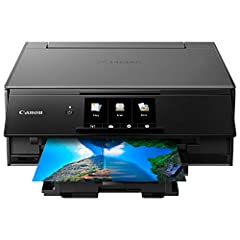 The premium results you want, in the size you need. The Pixma TS9120 is the ultimate all in one home printer for all your needs not only is it compact with its sleek size, but it is designed to deliver exceptional results. This printer can ha...