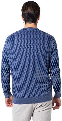 Ballantyne Maillot homme Trama Triangoli P2P000 12WC2 - Bleu - 60