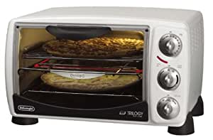 Delonghi Xu1837w Trilogy Toaster Oven And