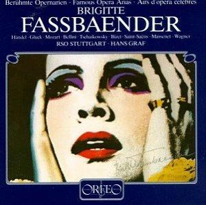 Brigitte Fassbaender: Max 77% OFF favorite Famous Arias Opera