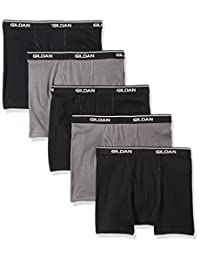 Gildan Platinum Men's 5-Pack Boxer Brief