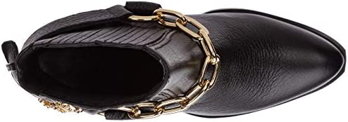 Versace Jeans Sneaker Couture Donna cod.E0VVBS10 Black-Gold Size:39