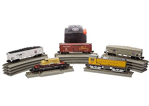 Lionel American Flyer Union Pacific Mixed Freight Ready-to-Run Set
