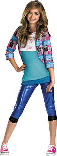 Shake It Up Cece Costume (Disguise Costumes Shake It Up Cece Classic, 7-8)