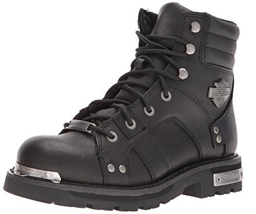 Harley-Davidson Men's Bonfield Motorcycle Boot, Black, 10.5 Medium US