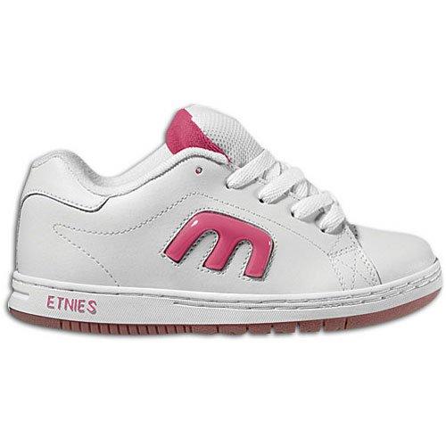 Etnies  ETNIES Callicut White Pink taille 27.5,  Sneaker donna Bianco white 27,5