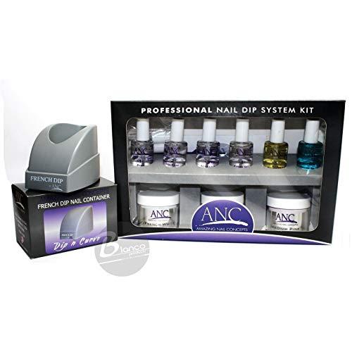 Amazing Nail Concepts Professional Nail Dip System kit
