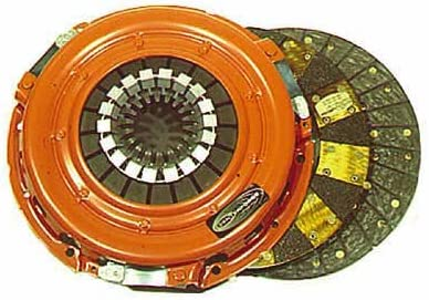 Centerforce DF161057 Dual Friction Clutch Pressure Plate and Disc