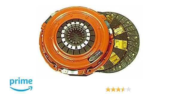 Centerforce DF612909 Dual Friction Clutch Pressure Plate and Disc