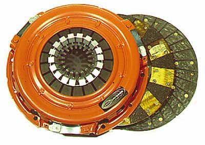 Clutch Friction Dual Kit (Centerforce DF193897 Dual Friction Clutch Pressure Plate and Disc)