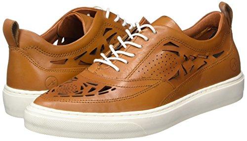 Basse 986 Tan Bronx braun Marrone Donna Bmecx Sneaker xEvpq7wY