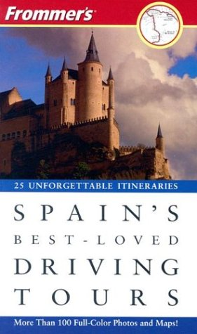Frommers Spains Best Loved Driving Tours product image