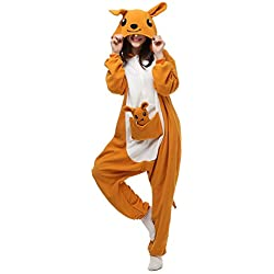 Animal Kangaroo Onesie Halloween Costume