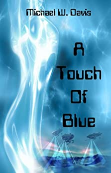Touch Of Blue by [Davis, Michael]