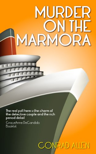 Murder on the Marmora (Dillman and Masefield Book 5)