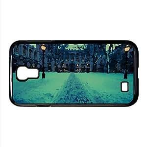 lintao diy Harper Memorial Watercolor style Cover Samsung Galaxy S4 I9500 Case (Illinois Watercolor style Cover Samsung Galaxy S4 I9500 Case)
